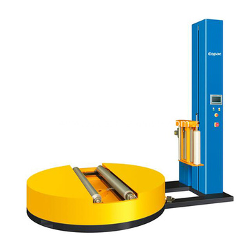 Paper Cylinder Wrapping Machine